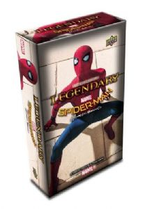 Legendary: Marvel Deck Building Game - Spiderman Homecoming